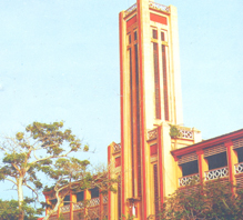 Séminaire St Gall de Ouidah