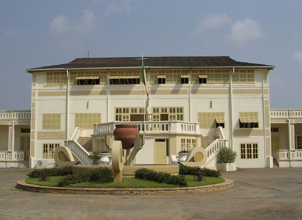 vue partielle de l'assemblée nationale du Bénin