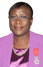 Ministre béninois de la Santé: Mme Dorothée Akoko KINDE GAZARD