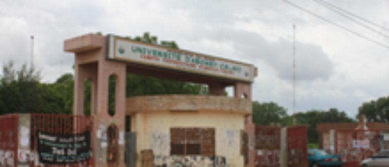 Article : Regards croisés sur la bourse des étudiants de l'Université d'Abomey-Calavi au Bénin
