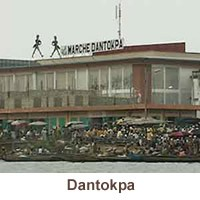le marché dantokpa