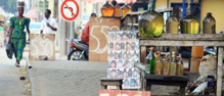 Article : Le micmac de l'essence de contrebande ''kpayo''
