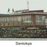 marché dantokpa au Bénin