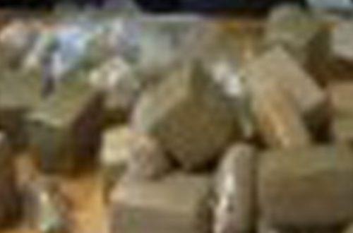 Article : Une importante quantité de drogue saisie au port de Cotonou