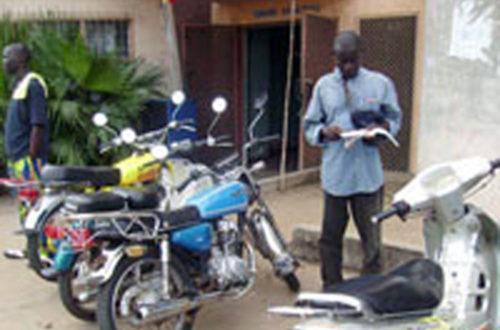 Article : Profession garde-vélos