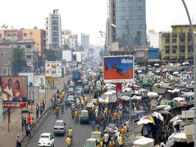 ( Crédit photo: archives mairie de Cotonou)
