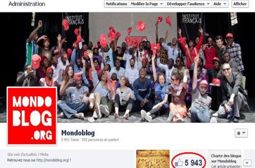 Article : Les blogueurs, nouveaux hérauts de la liberté d'expression
