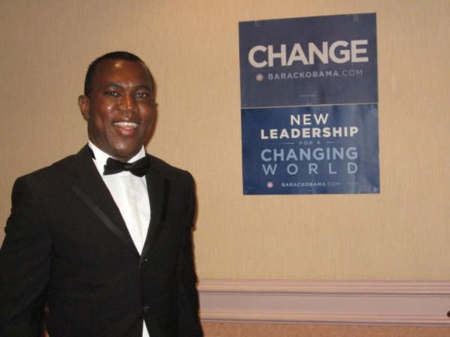Ladislas Prosper Agbesi, PCA Agence Africaine de Presse (ANA)