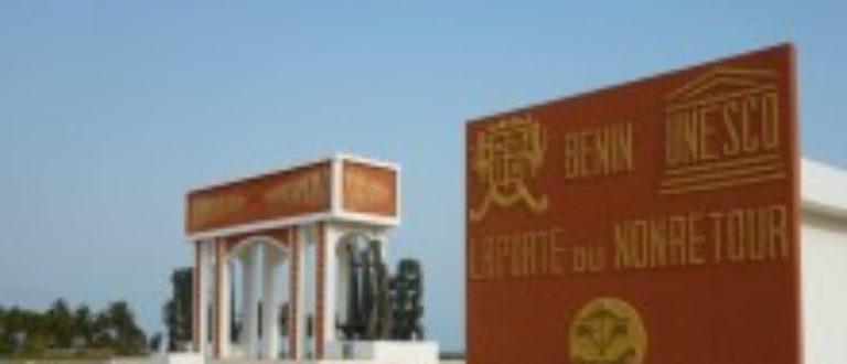 Article : BÉNIN/TOURISME/Sur la route de l'esclave